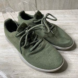 Allbirds Wool Runners Green